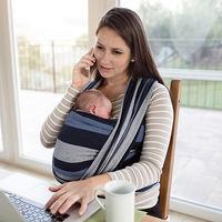 Organizarse y ser flexible: consejos para mamás que trabajan desde casa con bebés y niños pequeños