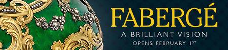 Fabergé expone en Houston