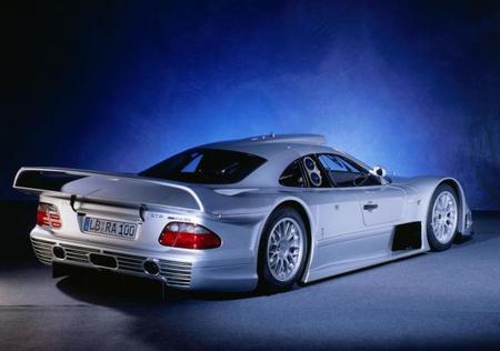 Coches para el recuerdo: Mercedes-Benz CLK GTR