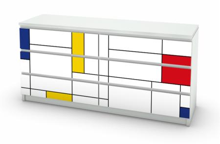 Mykea Mondrian