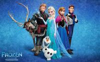 """Los nombres de """"Frozen"""", de moda en el Reino Unido"""
