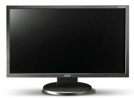 El Acer V273HL llenará tu escritorio de pulgadas LED
