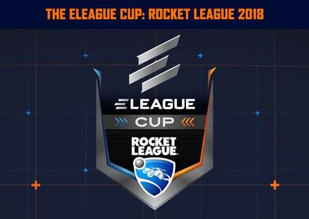 ELEAGUE Cup: Rocket League 2018 vuelve con otros 150.000 dólares en premios