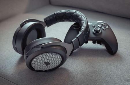 En Xbox se juega mejor con unos auriculares gaming. Y estos de Corsair cuestan 44 euros menos en Amazon