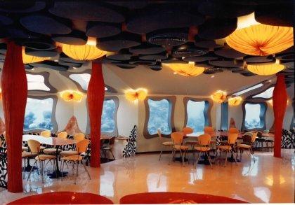 Los restaurantes más extraños del mundo