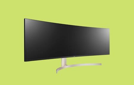 Este monitor ultrapanorámico de LG cuesta ahora poco más de 1.000 euros y alcanza su mínimo histórico en Amazon