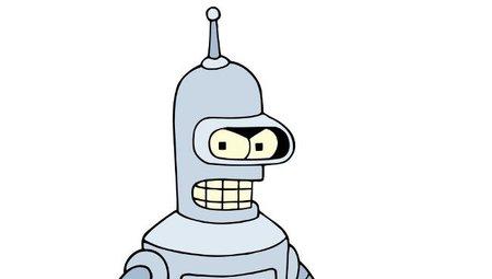 Bender: protagonista de Futurama
