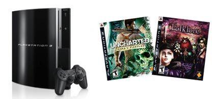 Interesante pack de PlayStation 3 para Europa