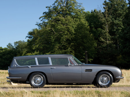 Aston Martin Db6 Shooting Brake By Flm Panelcraft