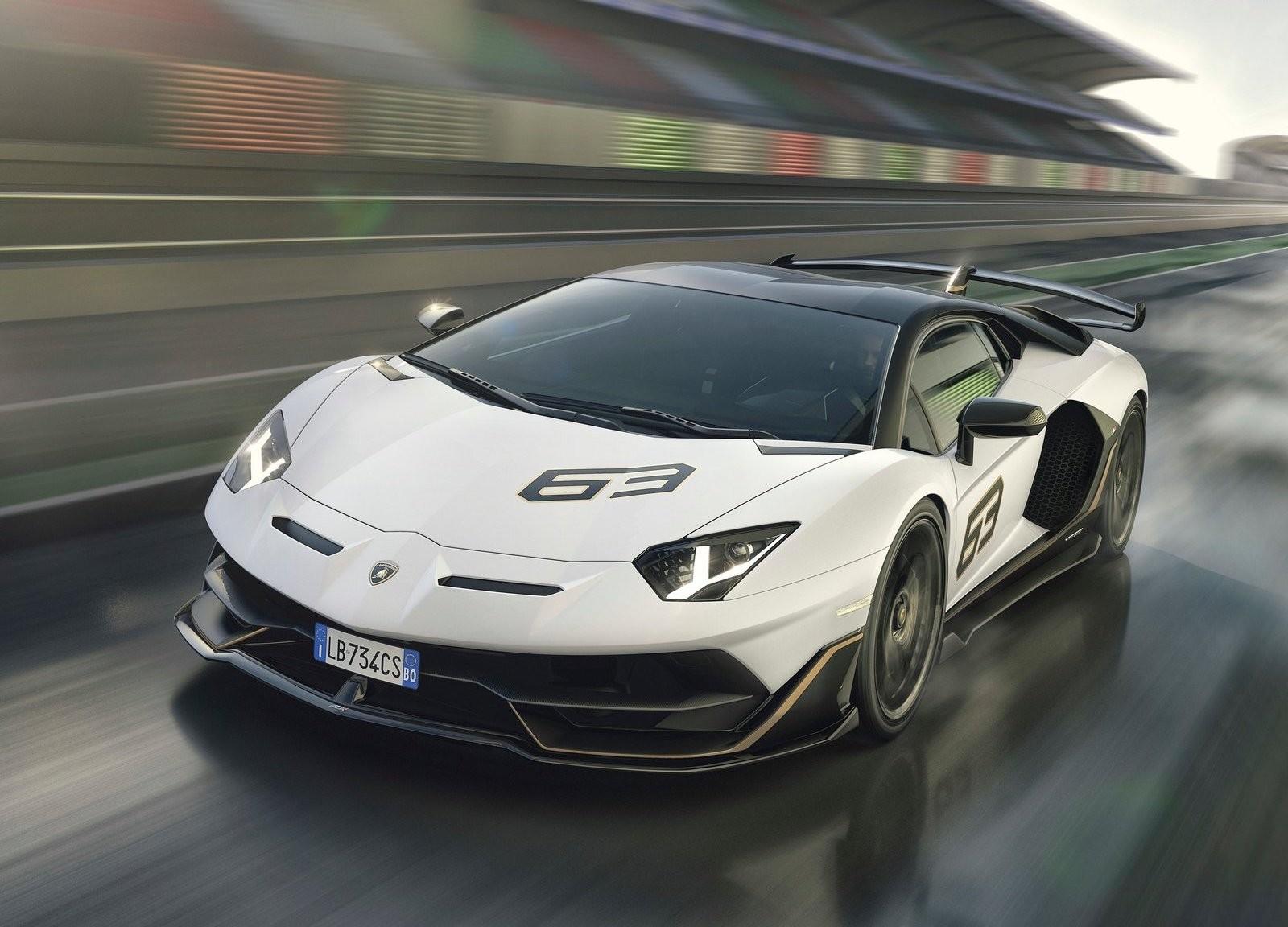 Foto de Lamborghini Aventador SVJ (9/23)