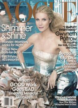 Gwyneth Paltrow para Vogue