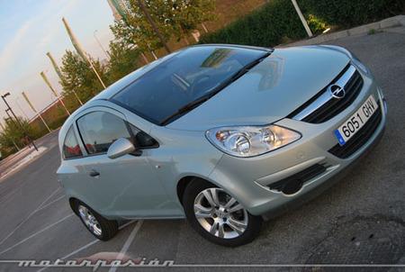 Opel Corsa 1.3 CDTI ecoFLEX, prueba de consumo (parte 1)