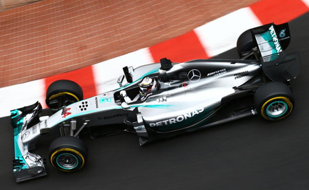 Nada nuevo bajo el sol en Mónaco con los Mercedes en cabeza