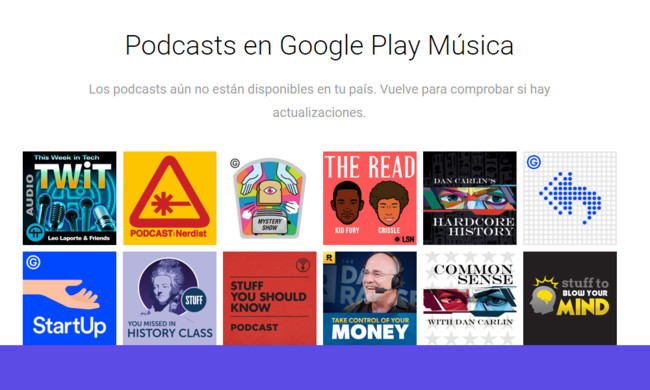 Podcast Google