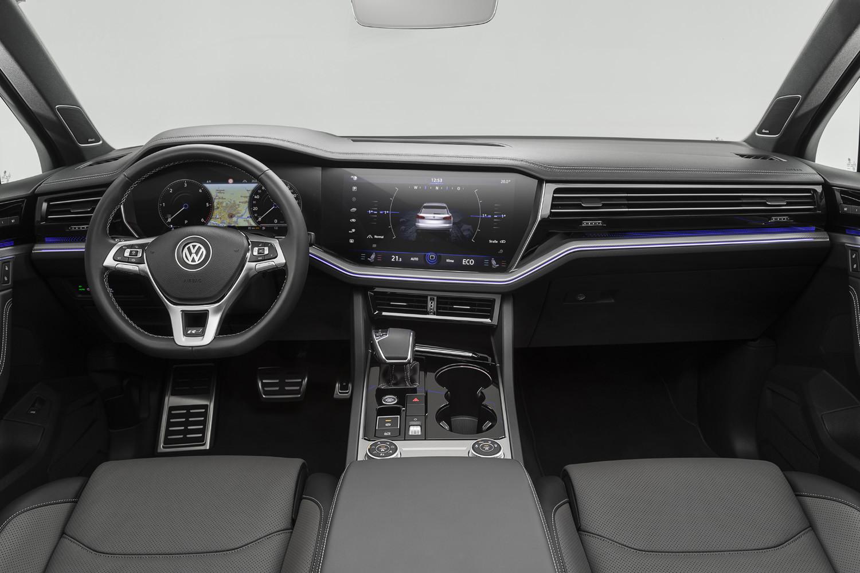 Foto de Volkswagen Touareg 2018 (75/87)