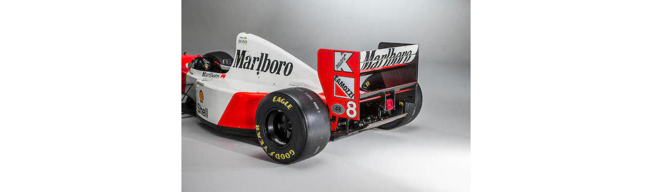 Foto de McLaren MP4/8A 1993 (12/29)