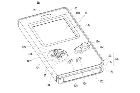 Nintendo patenta una funda para jugar con el móvil como si fuera una Game Boy