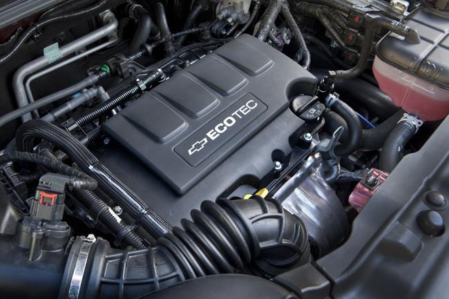 Chevrolet Trax, motor Ecotec
