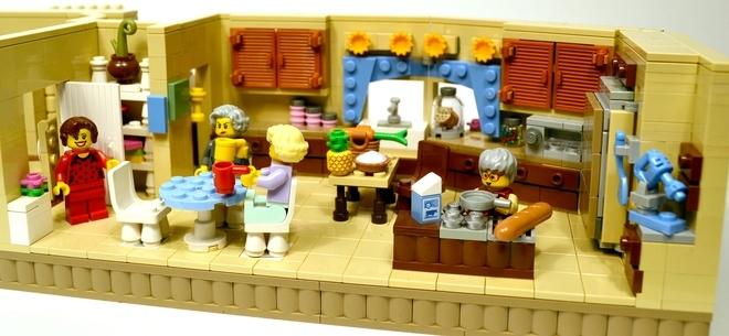 Foto de La versión LEGO de 'Las chicas de oro' (6/19)