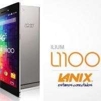 Llega a Colombia el Lanix Ilium L1100 un Smartphone de gama alta a un precio competitivo