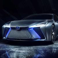 Lexus LS+ Concept: una ojeada al diseño futuro, pero también a la conducción autónoma