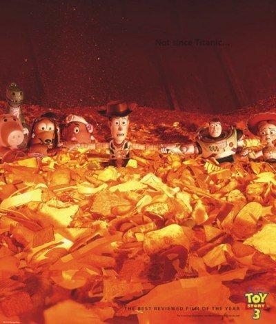 'Toy Story 3' aspira a ser la primera película de animación que triunfa en los Oscars