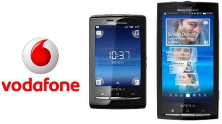 Precios del Sony-Ericsson XPERIA X10 Mini con Vodafone