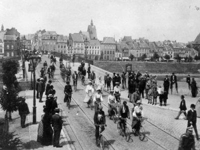 Hoy es el Día Mundial de la Bicicleta. Conoce la evolución de un vehículo que nos acompaña desde hace más de doscientos años