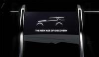 Land Rover Discovery Vision Concept, para el Salón de Nueva York