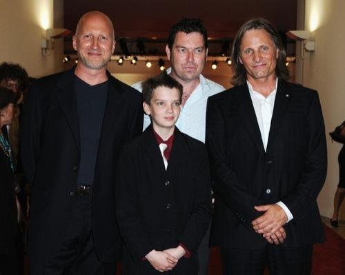 Foto de Viggo Mortesen, Nicholas Cage y otros hombres en el Festival de Venecia 2009 (17/19)
