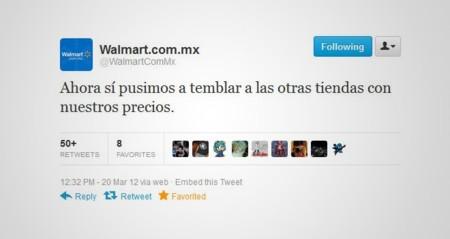 Walmart Tuit