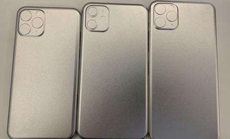 iPhone XI, XI Max y XIR: más informes apuntan a tres y dos cámaras, y ese llamativo módulo cuadrado para albergarlas