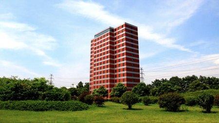 Ark, un hotel sostenible construido en seis días