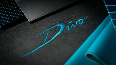 Bugatti Divo, teaser
