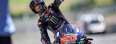 Fabio Quartararo llega a su feudo catalán para asestar un golpe definitivo a MotoGP 2021