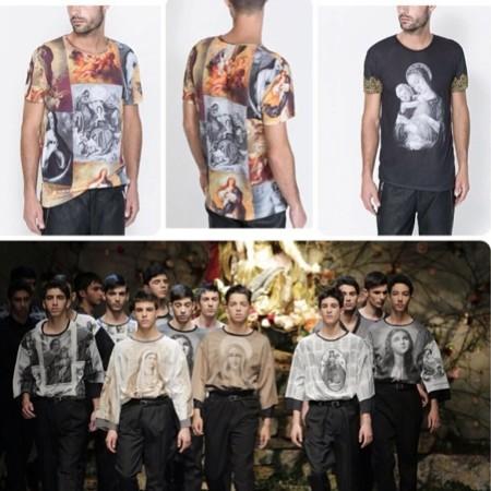 Dolce Gabbana Zara clon