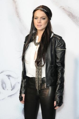 Tendencias en peinados para la Primavera-Verano 2010: el estilo de las celebrities. Lindsay Lohan