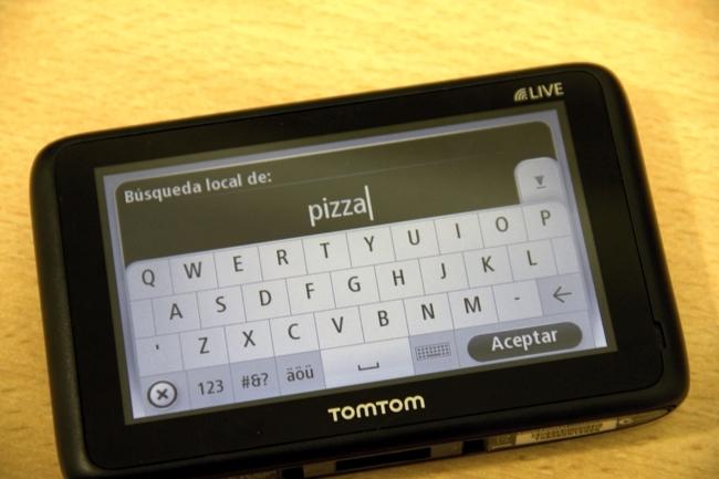 TomTom Go Live 1000 Prueba