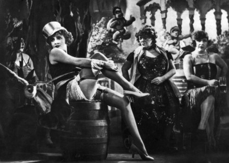 007 Marlene Dietrich Theredlist