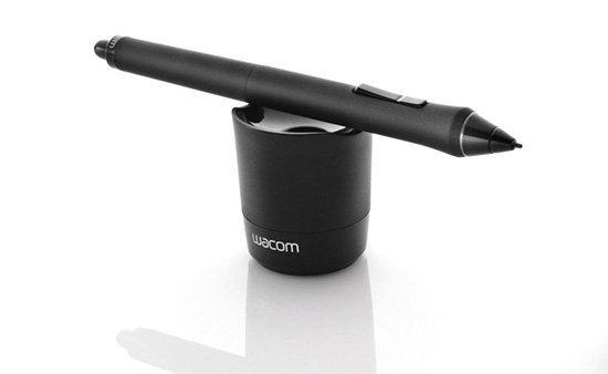 Wacom Intuos4 Wireless - lápiz y soporte-compartimento para puntas