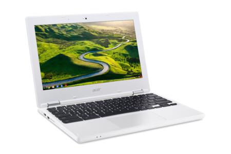 Acer Chromebook 11 ahora es más lujosa y resistente a caídas