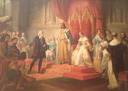 1200px Cristobal Colon En La Corte De Los Reyes Catolicos By Juan Cordero 1850