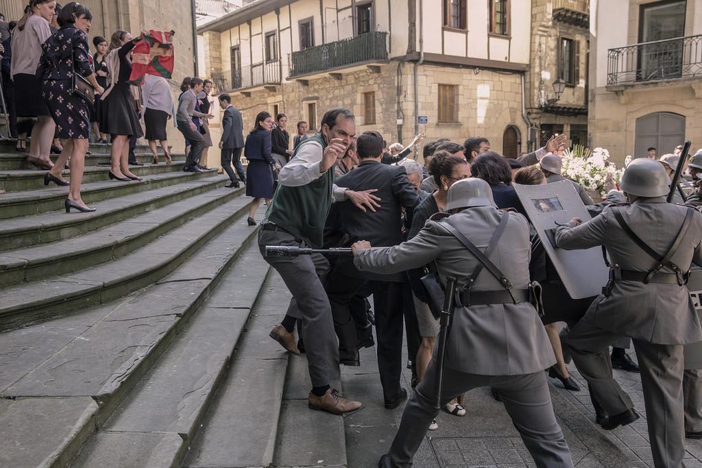 'La linea invisible': Movistar+ adelanta el estreno de su serie sobre el origen de ETA por la cuarentena