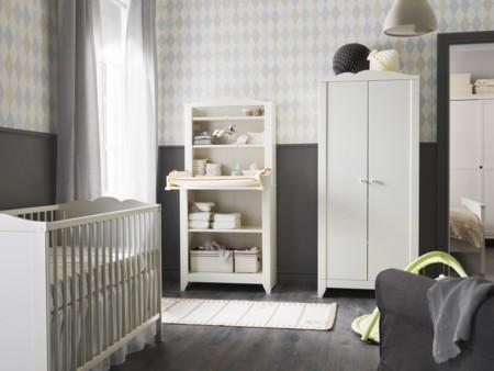 Llega un bebé a casa. ¿Cómo algo tan pequeño puede ocupar tanto sitio?