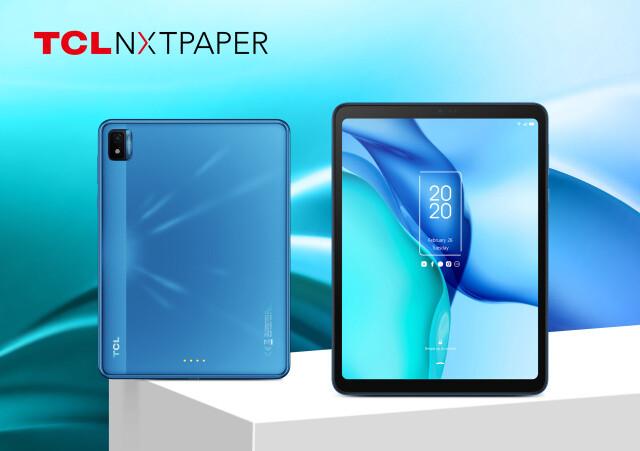 TCL NXTPAPER: tableta con Android 10 y nueva tecnología en la pantalla para facilitar la lectura y cuidar nuestra vista