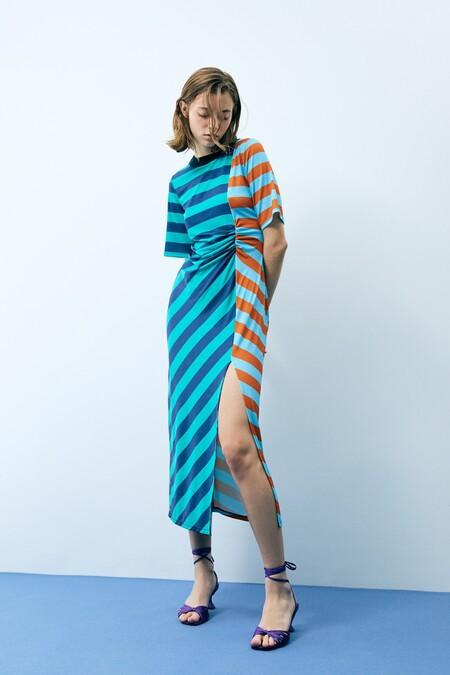 Sfera Rebajas Verano 2021 Vestidos 05