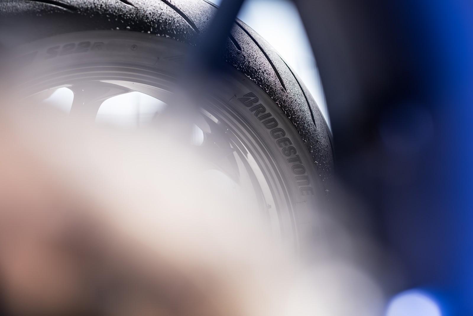 Foto de Bridgestone Battlax Hypersport S22 2019, prueba (9/33)