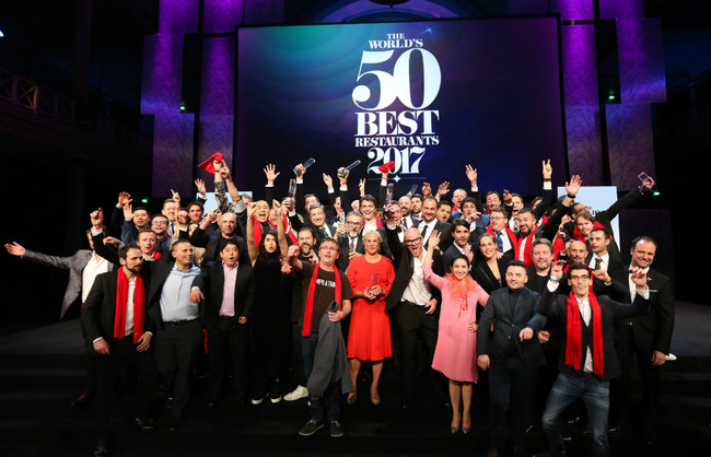 50 Best Restaurants 2017