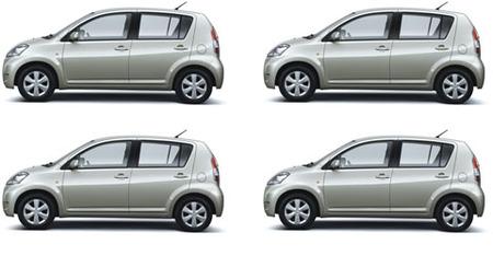 La mafia copia a los chinos: clonan coches