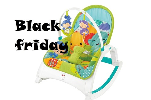 Black Friday 2017: Ofertas en cunas, tronas, sillitas y accesorios para tu bebé